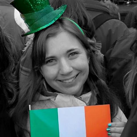 St. Patrick's Day in München.