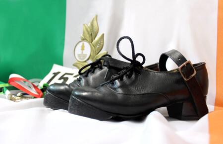 Irish Dance Hardshoes, Feis
