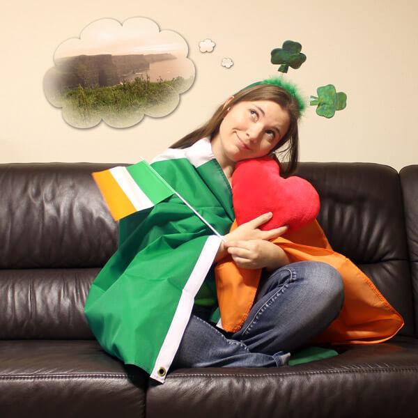 Irlandfieber, Irlandliebe, Fernweh