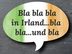 ständig reden über irland
