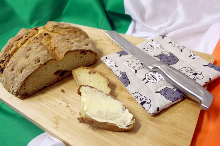 Irish Soda Bread, Soda Brot
