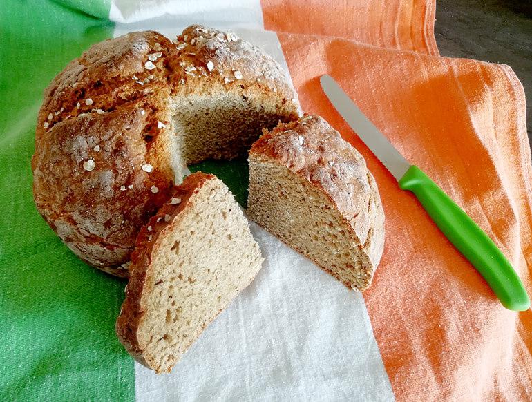 Irish Brown Bread Rezept