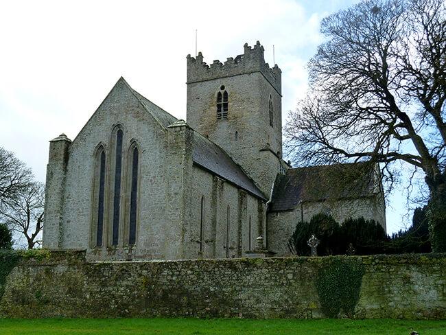 St. Flannan's Kathedrale in Killaloe