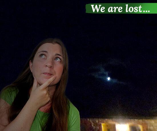 Lost in Ireland... Slane